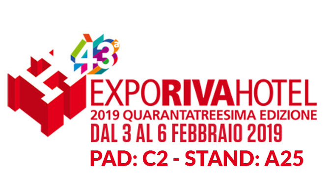 MH lab all'Expo Riva Hotel